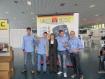 """Първо, второ и трето място за ПТГ в Националния кръг на състезанието по приложна електроника """"Мога и зная как"""" 2013"""