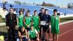 ПТГ - Варна - шампиони в градския етап на ученически игри 2013/2014 г. по лека атлетика