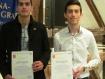 Наградени ученици от ПТГ-Варна от Ротари-Евксиноград