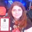 Cпециална награда за Микаела от IX-A  клас