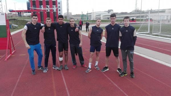 Второ място по стрийтбол за отбора на ПТГ-Варна