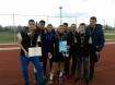 ТРЕТО МЯСТО за отбора по лека атлетика на ПТГ-Варна в Общинското и Областното първенство 2016/2017