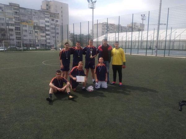 Ученическа купа Варна 2019 г. по футбол - първо и второ място за ПТГ-Варна