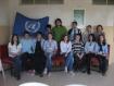 Клуб ООН при ПТГ - Варна в много снимки показва дейността си през 2011/2012 уч. година