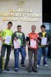 Победители на XXV национална олимпиада по техническо чертане - Пловдив