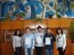 Aбсолютни победители на XXVI национална олимпиада по техническо чертане